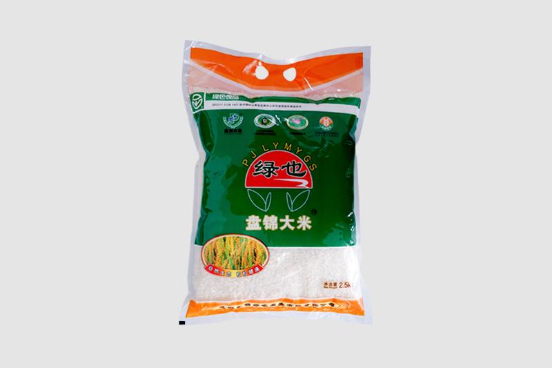 绿也盘锦大米2.5kg