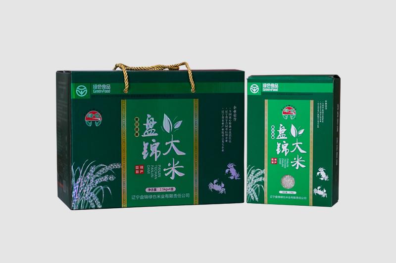 绿也盘锦大米4x2.5kg