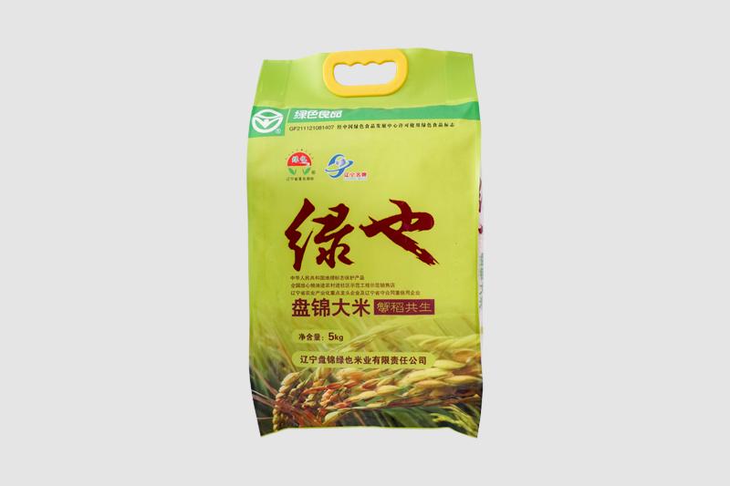 绿也盘锦大米5kg