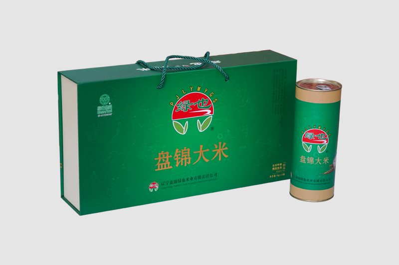 绿也盘锦大米5x1kg
