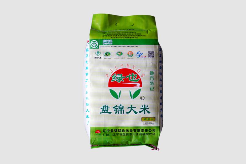 绿也盘锦大米精品米10kg