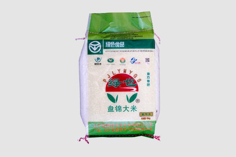 绿也盘锦大米精品米5kg