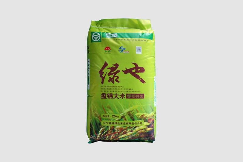 绿也盘锦大米25kg
