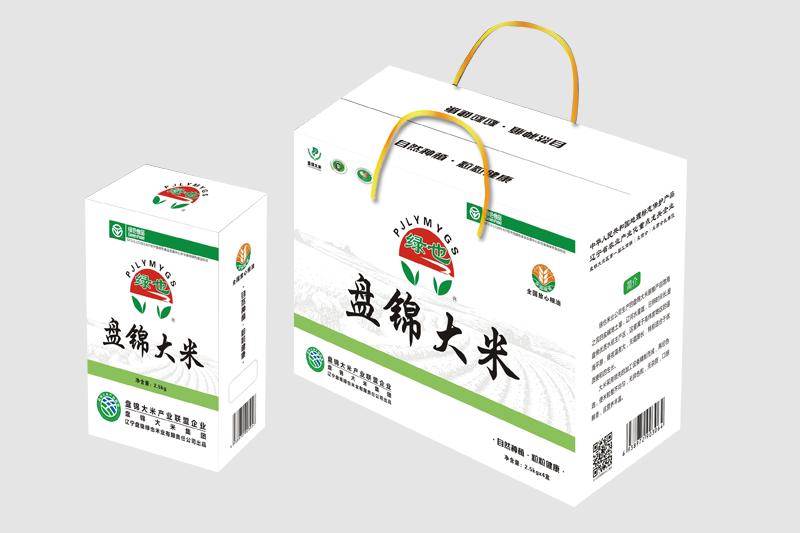 盘锦大米2.5kg×4盒